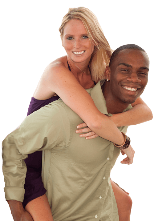 Interracial dating, personals and singles